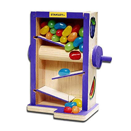 Amazon Com Stanley Jr Diy Candy Maze Building Kit For Kids Easy