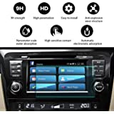 YEE PIN 2019 Rogue Screen Cover Protector for 2017 2018 2019 Rogue Sport Connect 7Inch In-Dash Car Navigation Touch…