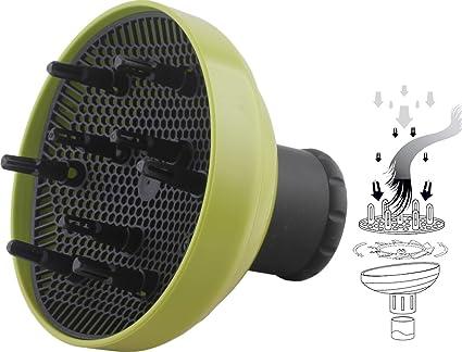 Difusor de secador de pelo difusor, difusor para o rizado pelo ondulado de pelo,