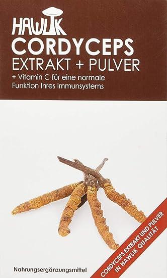 Cordyceps CS-4 Extrakt + Pulver, 60 Kapseln: Amazon.de: Drogerie ...