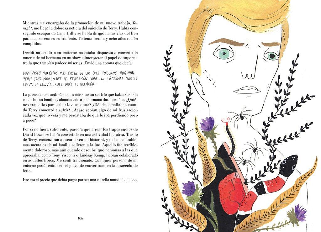 Bowie. Una biografía: Una biografía LIBROS ILUSTRADOS ...