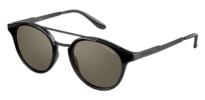 95a31cb3719d Carrera Sunglasses Carrera 123 GVB 70 Shiny Black Matt Black Brown ...