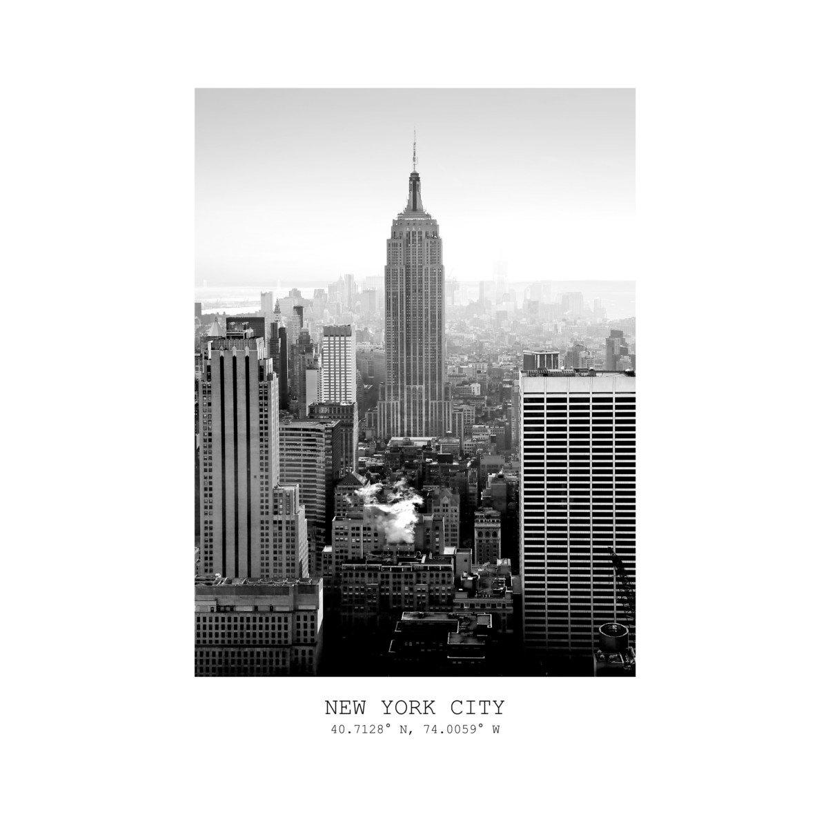 Aroma of Paris アートポスター おしゃれ インテリア 北欧 モノクロ アート #145 B3 ブラックフレーム B079KRVFJK B3 (364 x 515mm)|ブラックフレーム ブラックフレーム B3 (364 x 515mm)