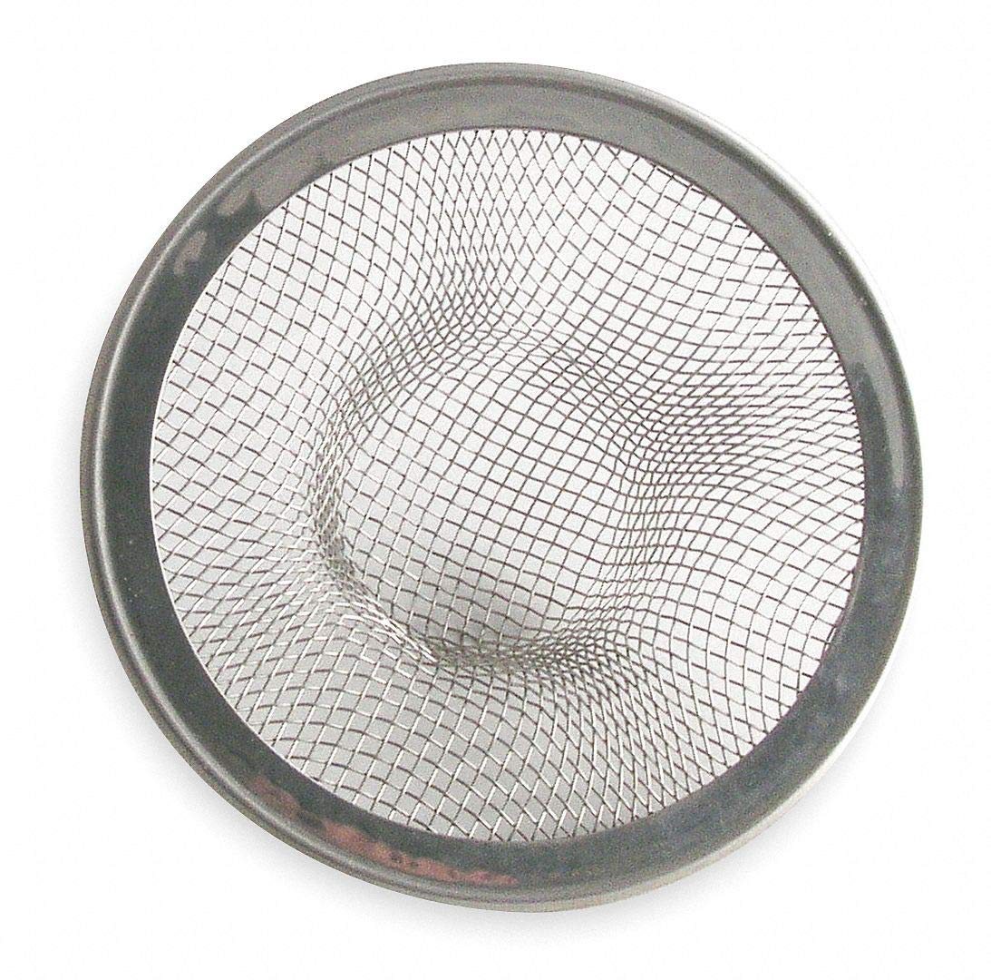 Stainless Steel Round Drain Strainers 1 3 8 To 1 1 2 Amazon Com Industrial Scientific