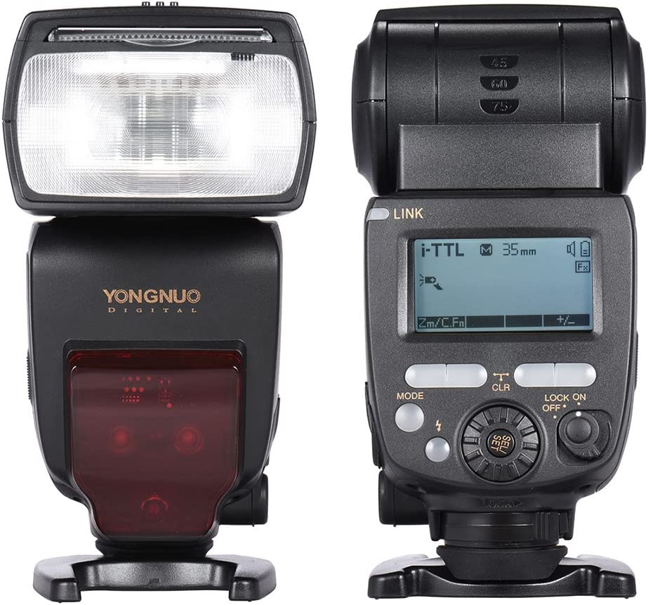 Yongnuo Yn685 I Ttl Hss 1 8000s Gn60 2 4 G Kabelloser Kamera