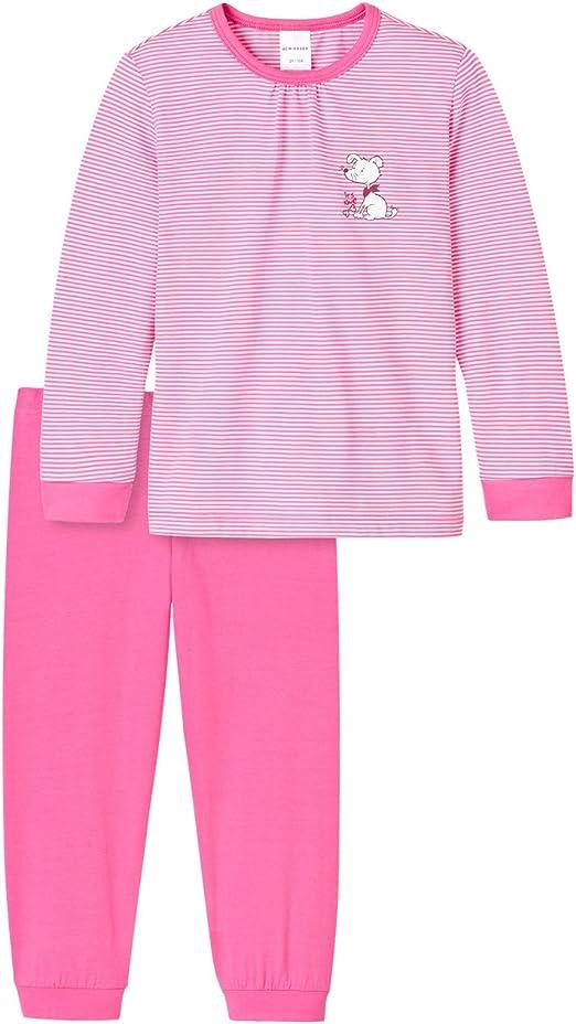 TALLA 24 meses. Schiesser Original Classics MD Schlafanzug Lang Conjuntos de Pijama para Niñas
