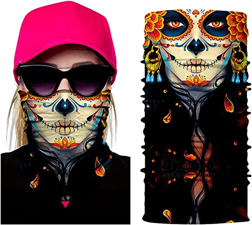 Acheter masque tete de mort online 14