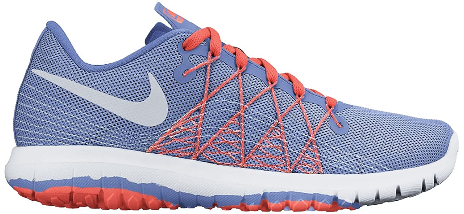 best website 45ae2 f5c54 Nike Flex Fury 2 (GS), Chaussures de Sport Fille
