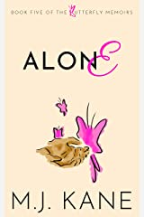 Alone (Butterfly Memoirs Book 5) Kindle Edition