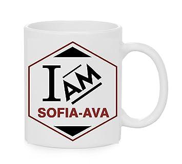 Yo Soy Sofia-Ava Taza Oficial: Amazon.es: Hogar