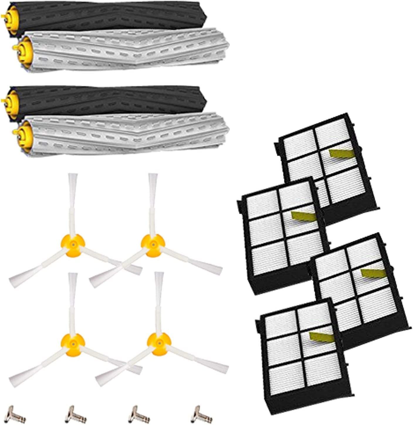 Replacement Kits For iRobot Roomba 800 900 Series Vacuum Cleaning Robots