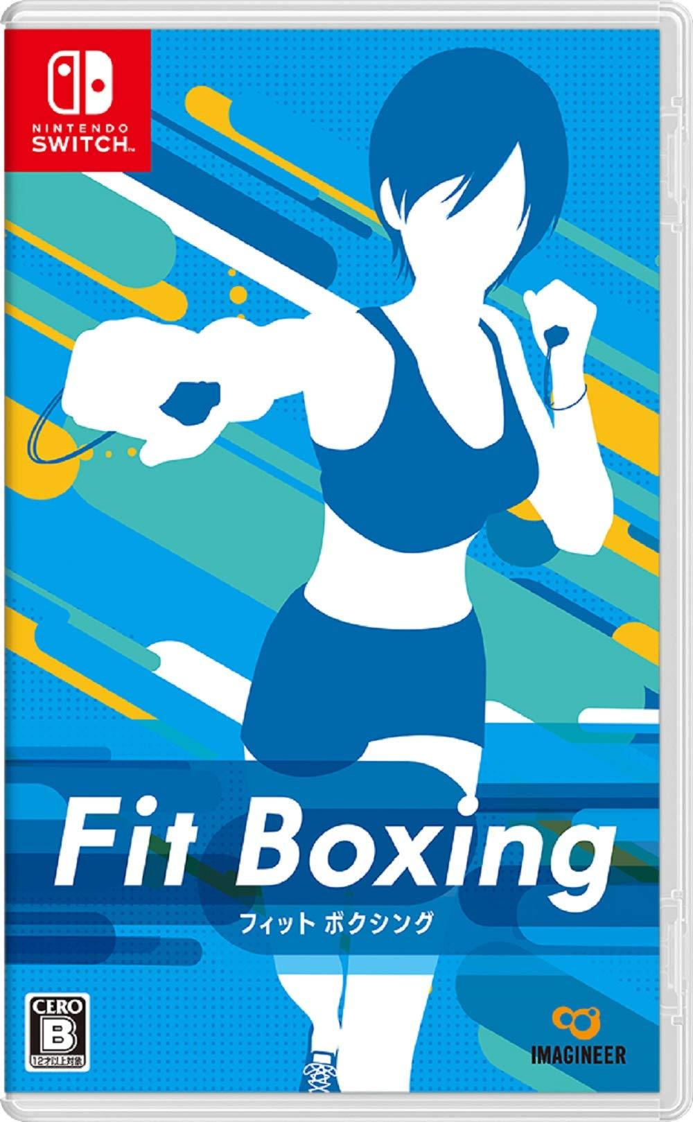 【自宅フィットネス】Nintendo Switchソフト『Fit Boxing』が全世界の累計販売本数70万本を突破!20%OFFセールも
