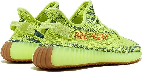 Adidas Yeezy Boost 350 V2 Vert Sefrye Rawste Rouge, 52 2
