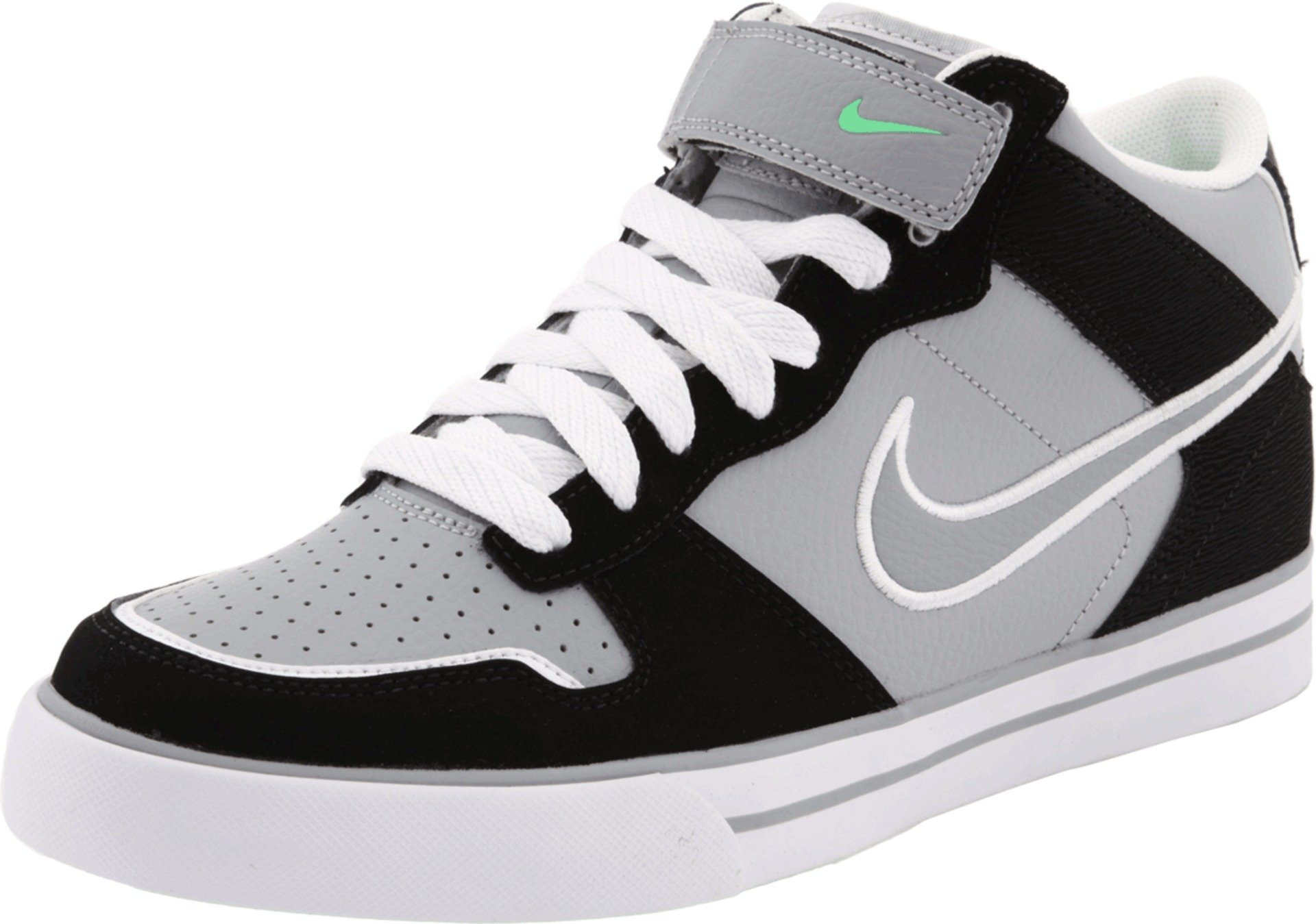 great prices preview of running shoes Nike SB Nyjah Free Men's Skateboarding Shoes - AA4272 (10 M US,  Thunderstorm/White-Obsidian)