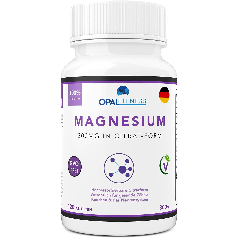Magnesium Citrat Tabletten