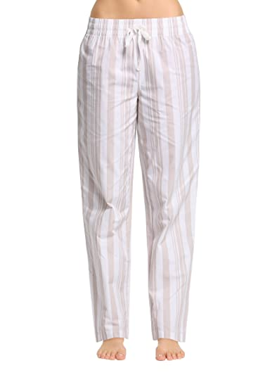 e38437c3a08 CYZ Women s 100% Cotton Woven Sleep Pajama Pants at Amazon Women s Clothing  store
