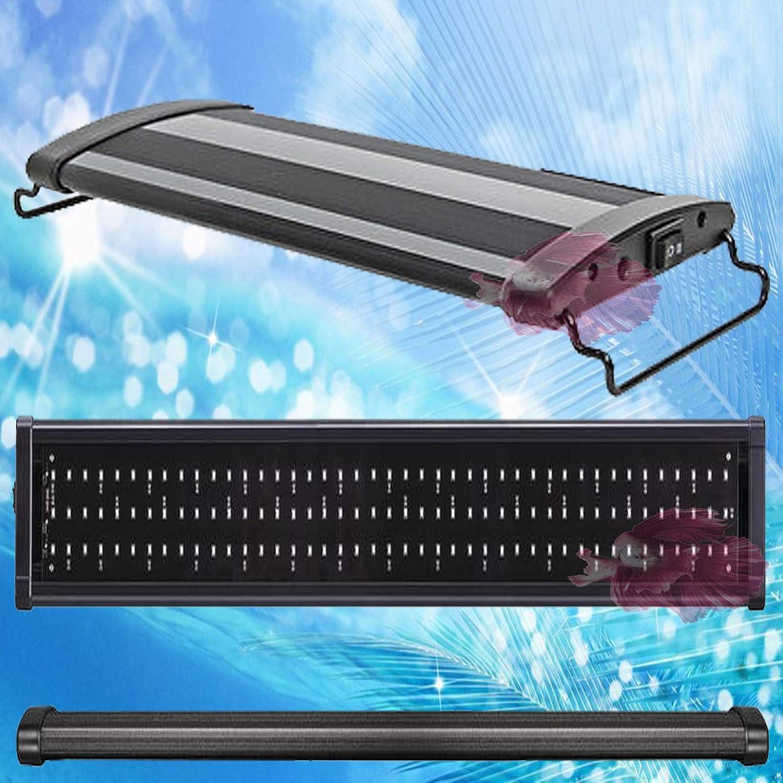 PANTALLA DE LUZ LED PARA ACUARIO 120-150CM PANTALLAS LUZ LED DE ACUARIO LUZ LED: Amazon.es: Productos para mascotas