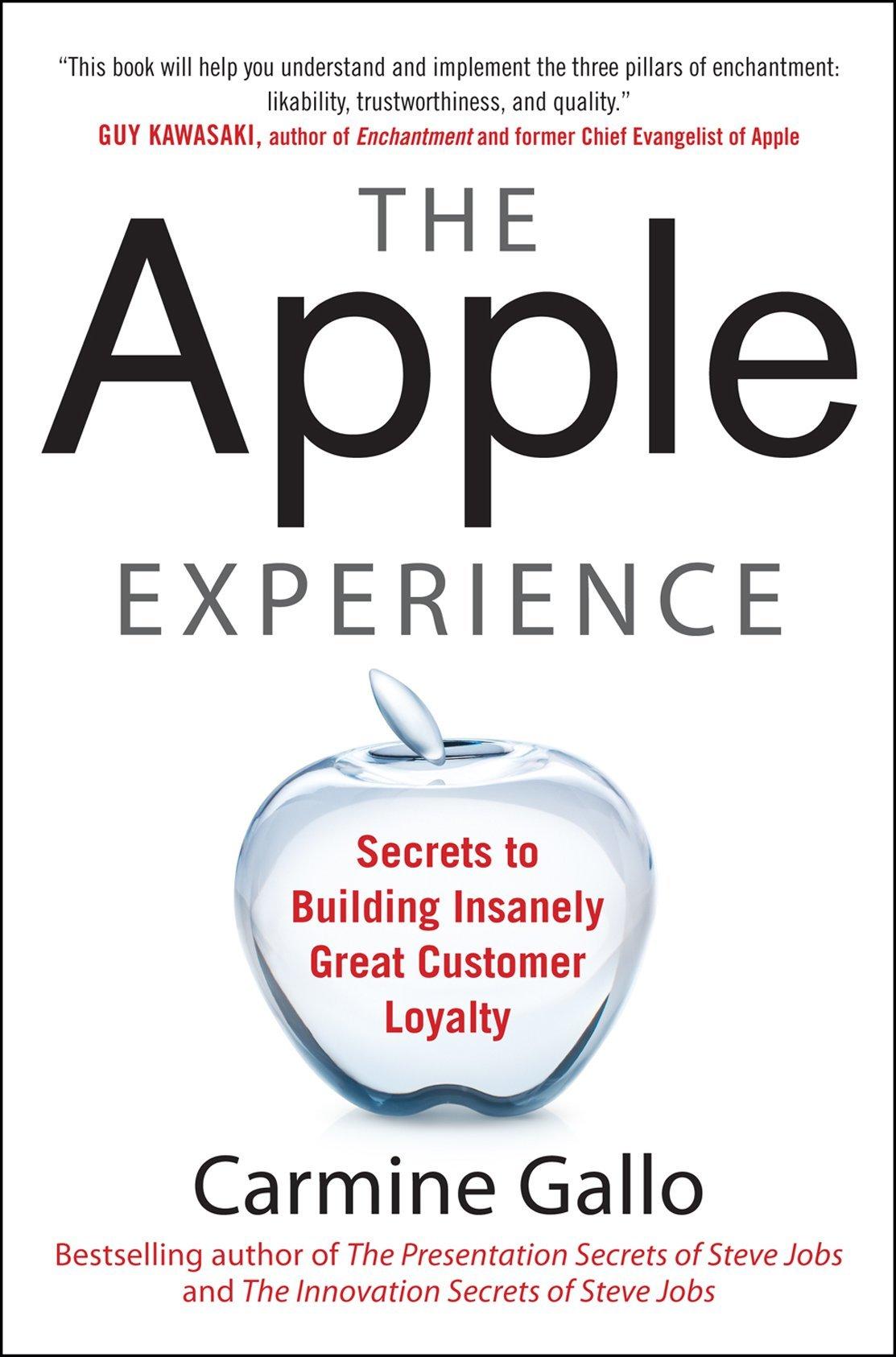 Experience gallo apple the pdf carmine
