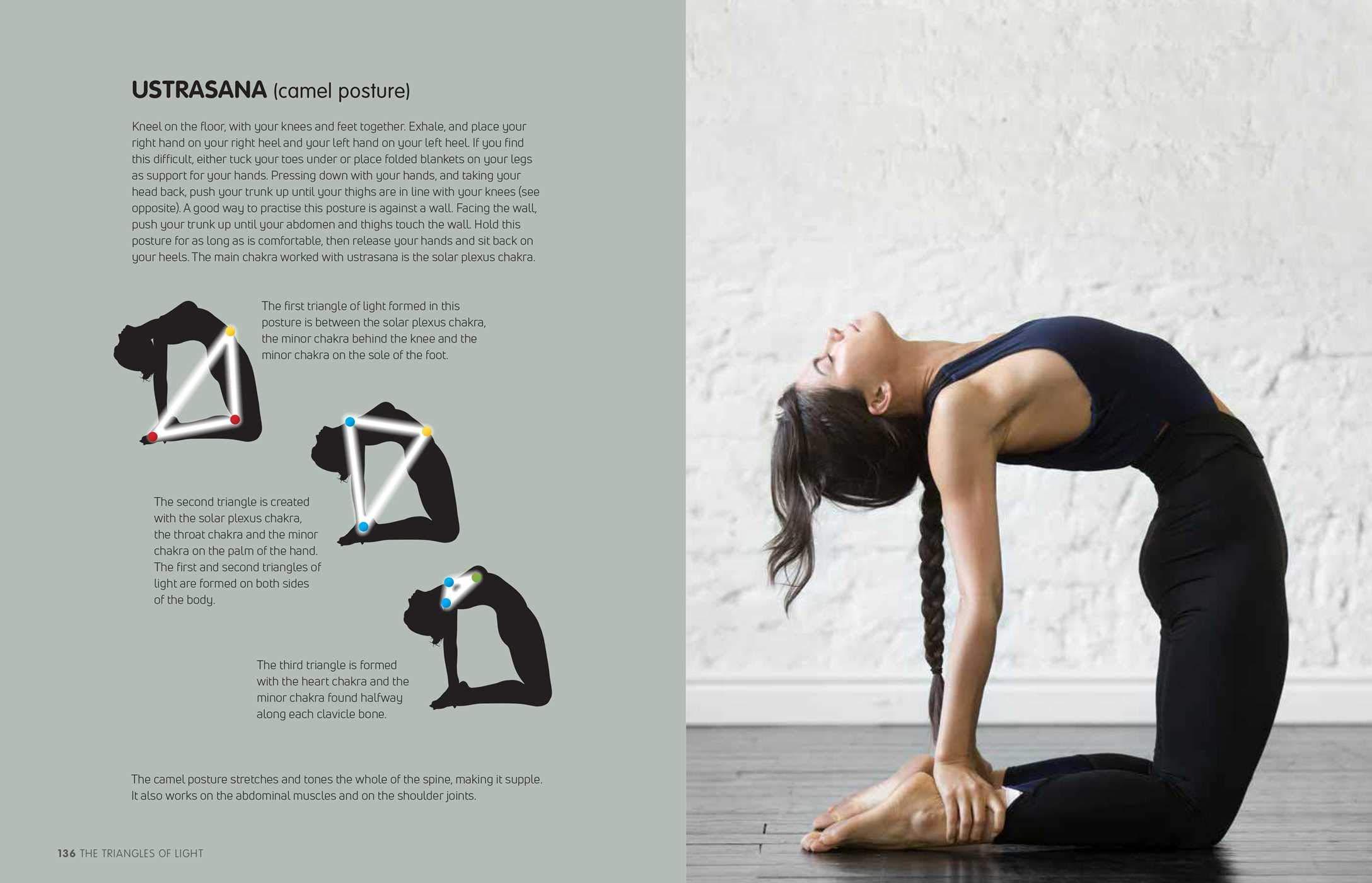 Yoga of Light: Awaken Chakra Energies Through the Triangles ...