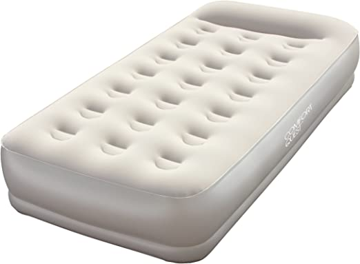 Amazon.com: Bestway Raised cama de aire con bomba ...