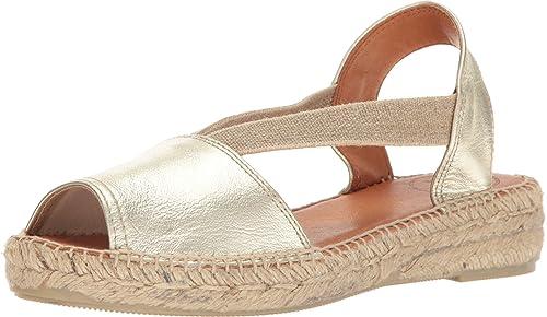2804e22832e Toni Pons Etna Women's Leather Espadrille Sandals: Amazon.ca: Shoes ...