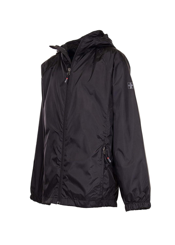 Swiss Alps Boys Wind Resistant Lightweight Rain Jacket