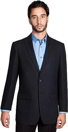 YYear Men Lapel Pleated Casual Slim Fit Buttons Plain Flap Pockets Jeans Shirt