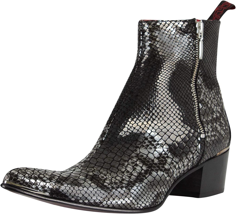 Jeffery West Men's Creek Leather Boots