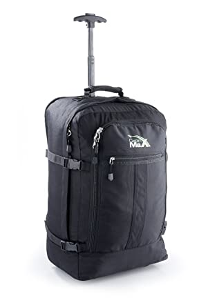 Amazon.com | Cabin Max Lyon Flight Approved Bag Wheeled Hand ...