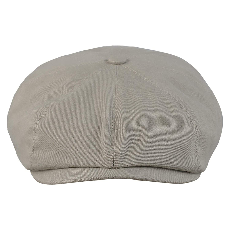 Sterkowski Shelby Newsboy Cotton Cap