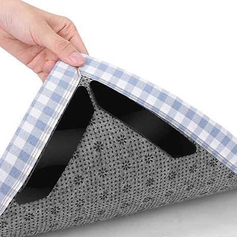 Amazon.com: RAVCON - Sujetador de alfombras, doble cara ...