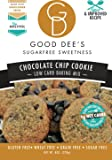 Good Dee's Chocolate Chip Cookie Mix - Low-carb, Sugar-free, Gluten-free!