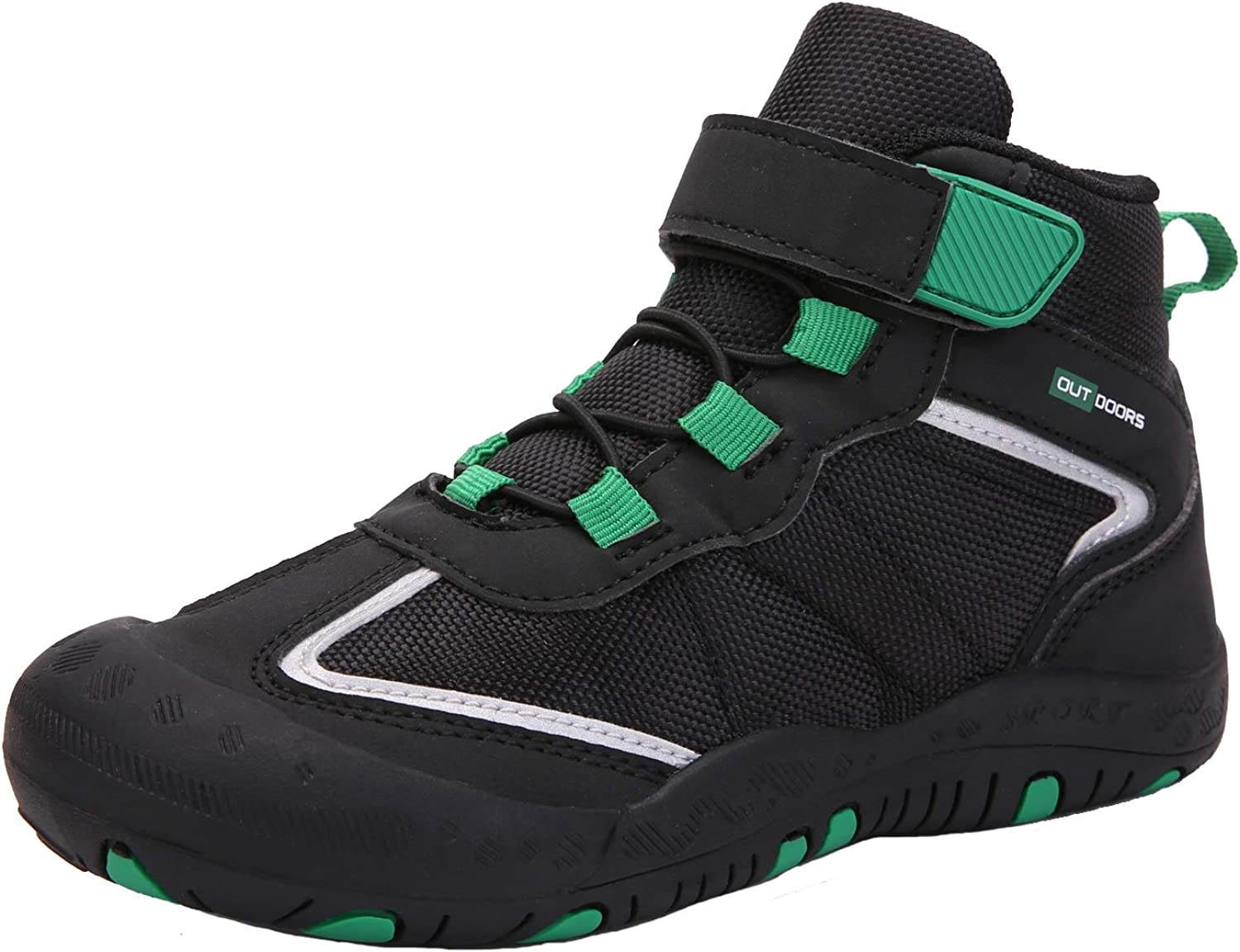 Amazon.com | YUKTOPA Kids Boys Girls Outdoor Hiking Boots Breathable  Anti-Slip Water Resistant Ankle Walking Trekking Shoes | Hiking Boots