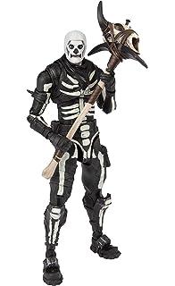 mcfarlane toys fortnite skull trooper premium action figure - arms fortnite