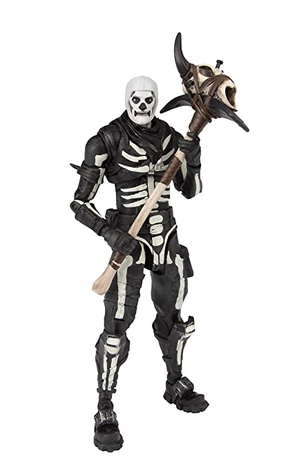 cf806099f51 Image Unavailable. Image not available for. Color  McFarlane Toys Fortnite  Skull Trooper Premium Action Figure