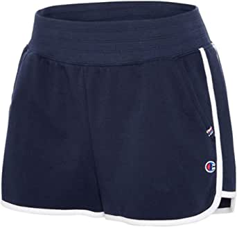 Champion Womens M5674 Campus French Terry Short Shorts