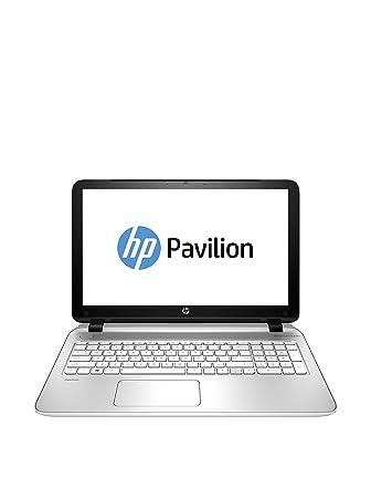 HP Pavilion 15-p032ns - Ordenador portátil (Portátil, Plata, Color blanco, Concha, 2,1 GHz, AMD A, A10-5745M): Amazon.es: Informática