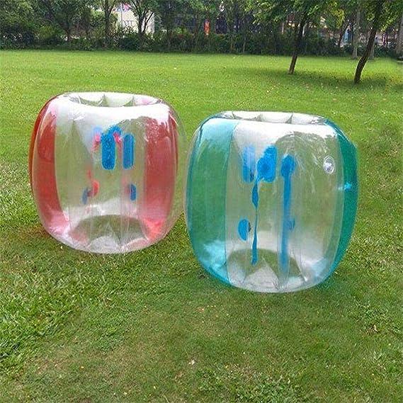Hengyuanyi 1859/5000 Burbujas de fútbol inflables de Burbuja, Bola ...