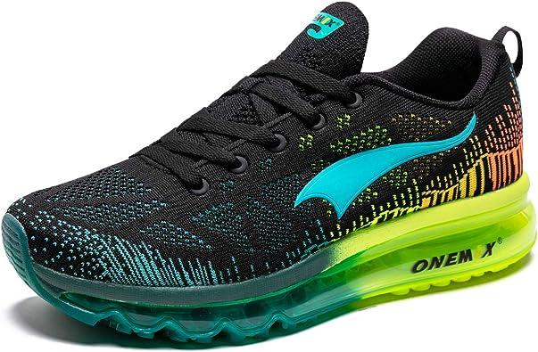 ONEMIX Zapatillas Deporte Hombre Transpirables Zapatos ...