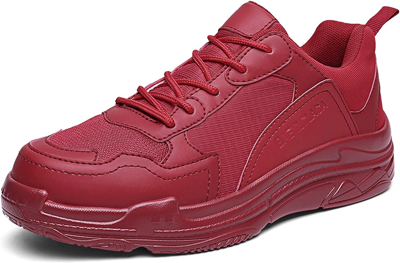 GNEDIAE Hombre Zapatos para Correr Transpirable Zapatillas de ...