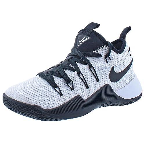 Nike Hypershift TB, Zapatillas de Baloncesto para Niños, Blanco (White/Black-Pure Platinum), 36 EU: Amazon.es: Zapatos y complementos