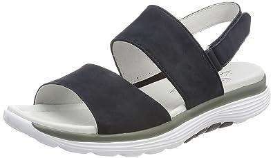 Shoes RollingsoftSandales Femme Cheville Bride Gabor mvOPN8wyn0