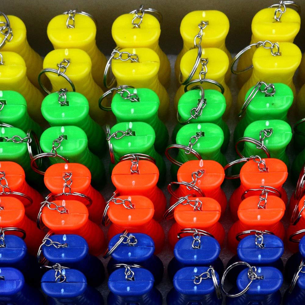 46 x Kindertaschenlampe Taschenlampe Minitaschenlampe Kinder Kindergeburtstag