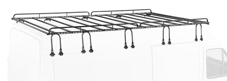 933-040 Modul N Cruz 907-596+ 2x Commercial Roof Rack