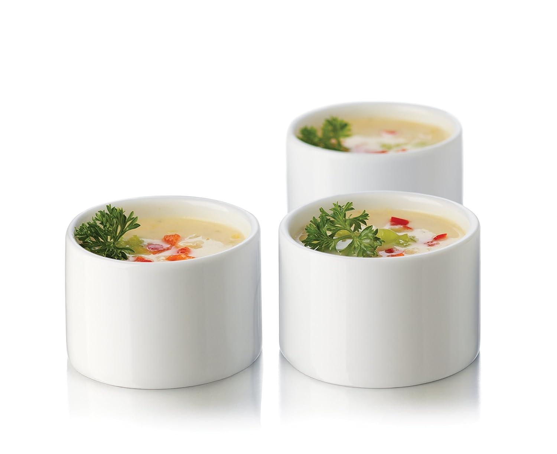 Amazon.com: Libbey Just Tasting Round Bowl Set, Ceramic, (13pcs) 12 ...