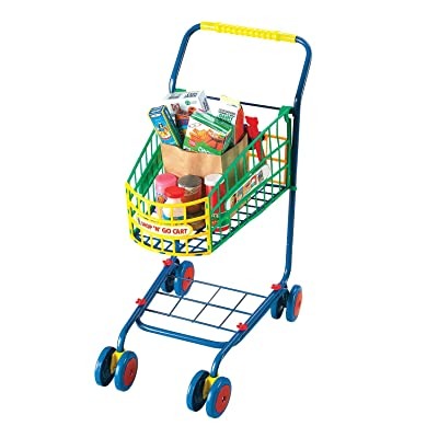 Small World Toys Living - Shop 'N' Go Shopping Cart: Toys & Games