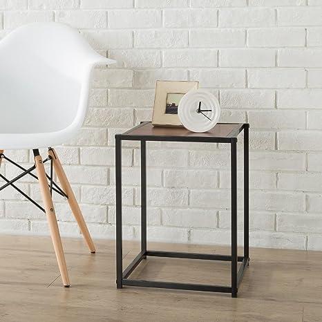 Cubo Di Legno Tavolino, Tavolino/comodino/tavolino Da Salotto, Camera Da  Letto