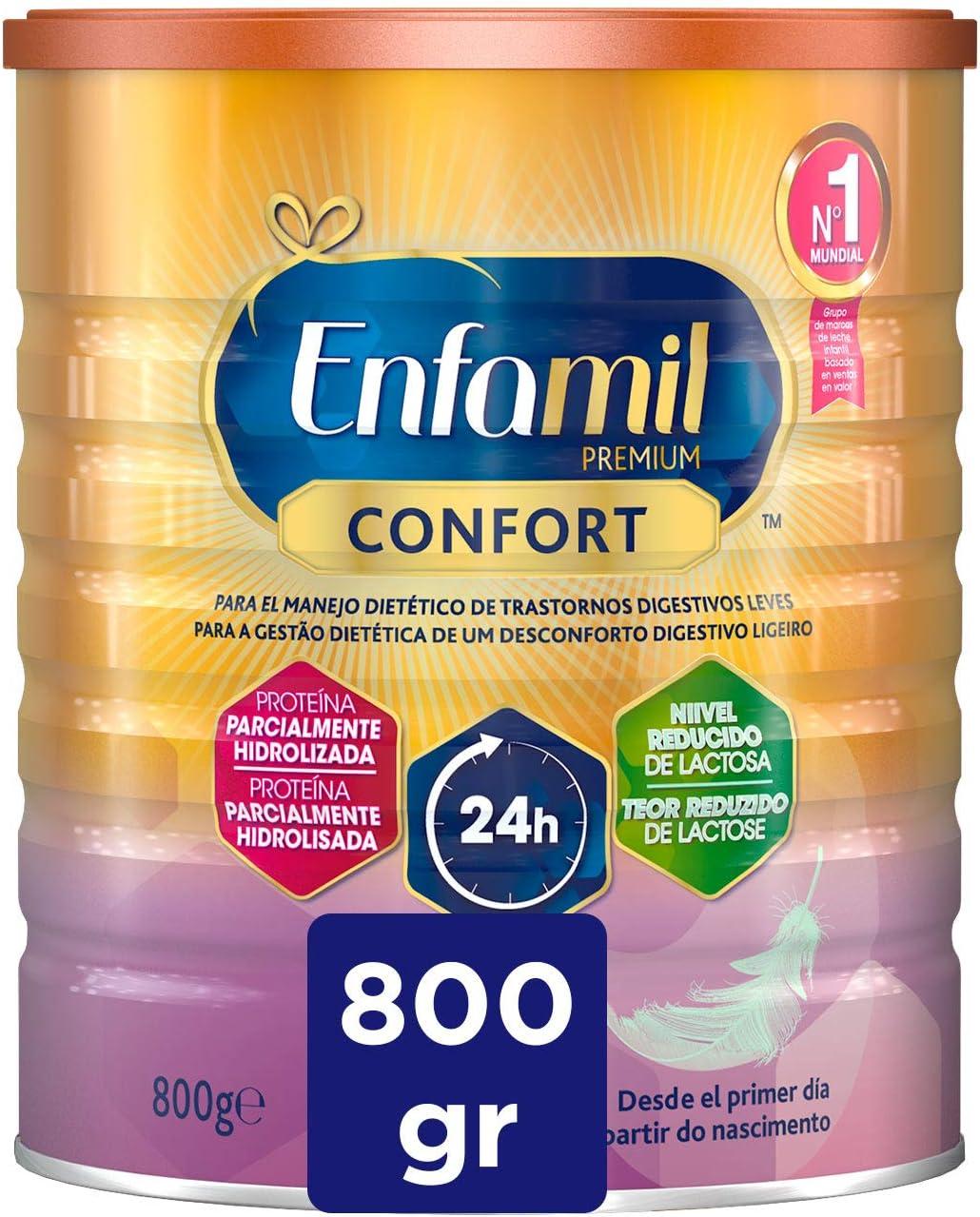 Enfamil Confort Fórmula para Bebés con Trastornos Digestivos - 800 g