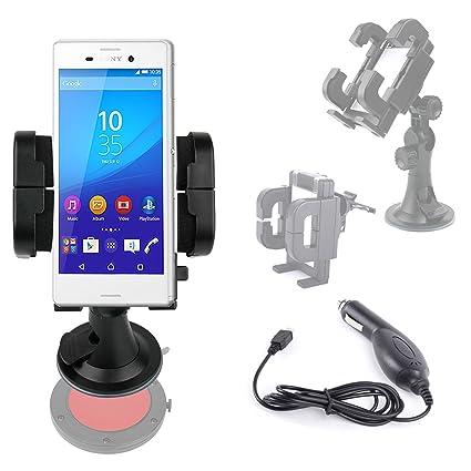 Amazon.com: DURAGADGET Exclusiva 3-en-1 Smartphone Kit de ...