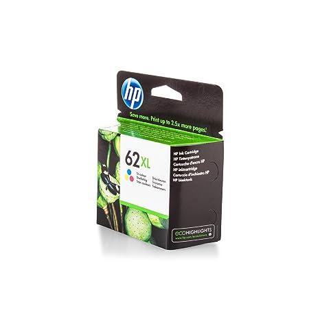 Tinta original para HP Envy 5665 e-All-in-One HP 62 X L, c2p07 a ...